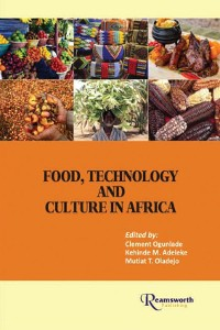 Cover Food, Technology and Culture in Africa