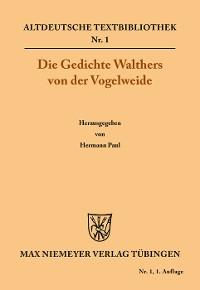 Cover Die Gedichte