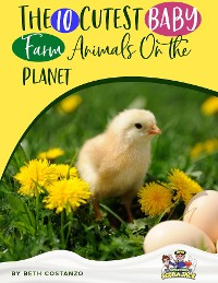 Cover Baby Farm Animals Booklet With Activities for Kids ages 4-8