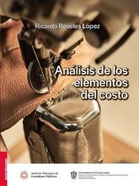 Cover Análisis de los elementos del costo