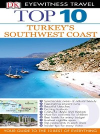 Cover Turkey's Southwest Coast