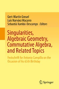 Cover Singularities, Algebraic Geometry, Commutative Algebra, and Related Topics