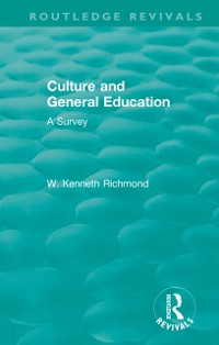 Cover Culture and General Education
