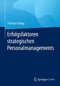 Cover Erfolgsfaktoren strategischen Personalmanagements
