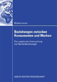 Cover Beziehungen zwischen Konsumenten und Marken
