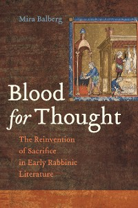 Cover Blood for Thought