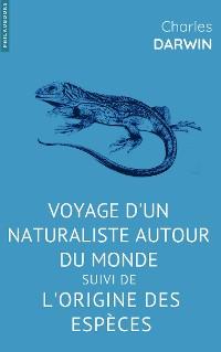 Cover Voyage d'un naturaliste autour du monde