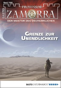 Cover Professor Zamorra - Folge 1088