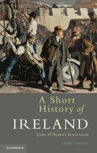 Cover Short History of Ireland