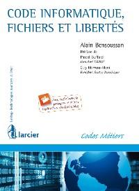 Cover Code Informatique, fichiers et libertés