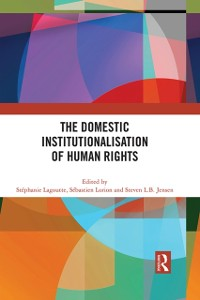 Cover Domestic Institutionalisation of Human Rights