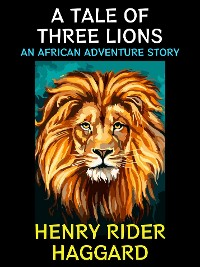Cover A Tale of 3 Lions.
