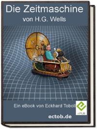 Cover Die Zeitmaschine von H.G. Wells