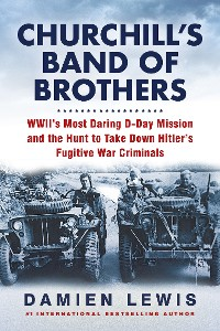 Cover Churchill's Band of Brothers