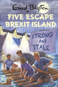 Cover Five Escape Brexit Island