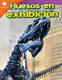 Cover Huesos en exhibicion (Bones on Display) Read-Along ebook