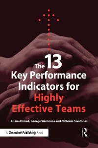 Cover 13 Key Performance Indicators for Highly Effective Teams