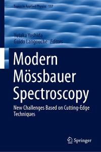 Cover Modern Mössbauer Spectroscopy