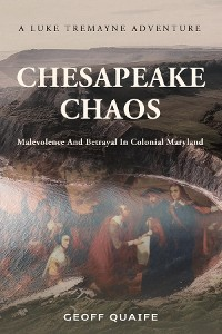 Cover Chesapeake Chaos