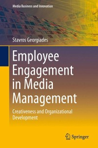 Cover Employee Engagement in Media Management