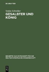 Cover Gesalbter und König
