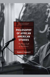Cover Philosophy of African American Studies