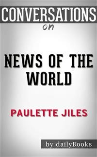 Cover News of the World: byPaulette Jiles | Conversation Starters