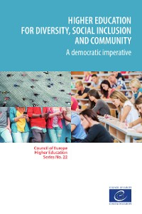 Cover Higher education for diversity, social inclusion and community
