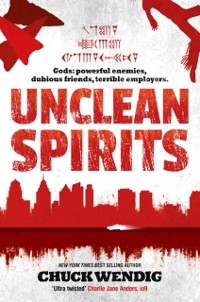 Cover Unclean Spirits