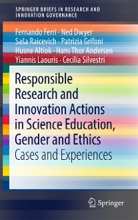Cover Responsible Research and Innovation Actions in Science Education, Gender and Ethics