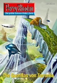 Cover Perry Rhodan 2644: Die Guerialls von Terrania