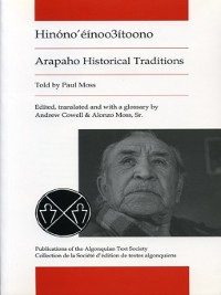 Cover Arapaho Historical Traditions