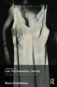 Cover Law, Psychoanalysis, Society