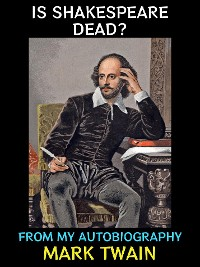 Cover Is Shakespeare Dead?