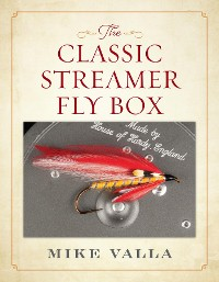 Cover The Classic Streamer Fly Box
