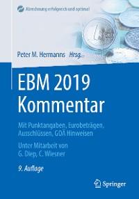 Cover EBM 2019 Kommentar