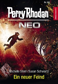 Cover Perry Rhodan Neo 221: Ein neuer Feind
