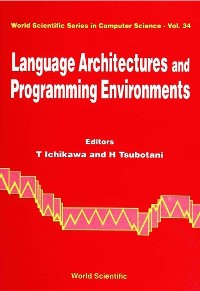 Cover Language Architectures And Programming Environments