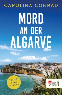 Cover Mord an der Algarve