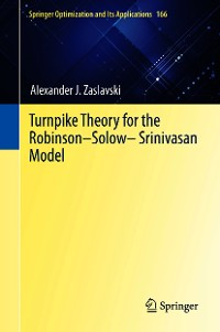 Cover Turnpike Theory for the Robinson–Solow–Srinivasan Model
