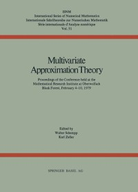 Cover Multivariate Approximation Theory