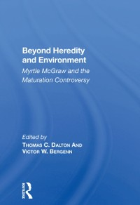 Cover Beyond Heredity And Environment