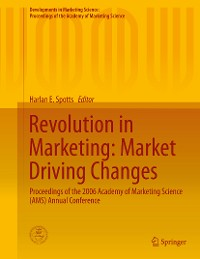 Cover Revolution in Marketing: Market Driving Changes