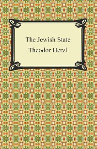 Cover The Jewish State