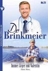 Cover Dr. Brinkmeier 21 – Arztroman