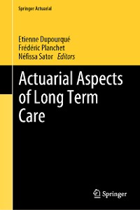 Cover Actuarial Aspects of Long Term Care