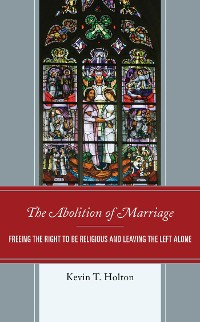 Cover The Abolition of Marriage