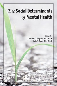 Cover The Social Determinants of Mental Health