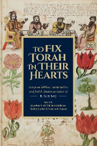 Cover To Fix Torah in Their Hearts