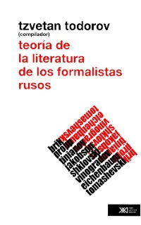 Cover Teoría de la literatura de los formalistas rusos
